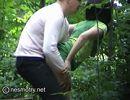 Прогулялся с камерой по лесу и заснял много интересного